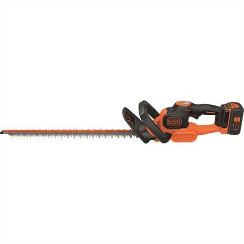 Black and Decker - Tagliasiepi 36V Litio 20Ah Power Command - GTC36552PC