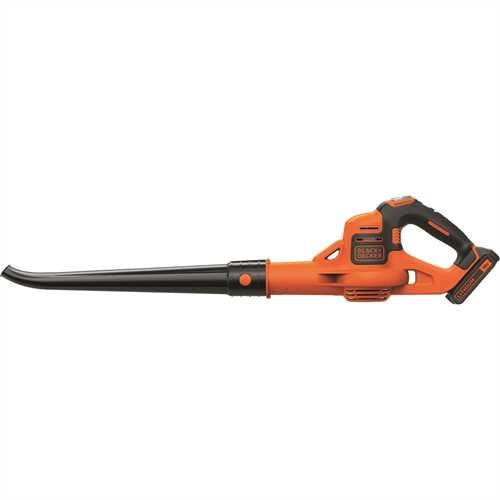 Black And Decker - Soffiatore 18V Litio Power Command - GWC1820PC