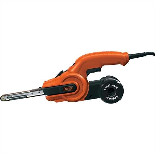 Black And Decker - Lima elettrica 350W con 3 accessori - KA900E