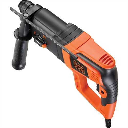 Black and Decker - Martello tassellatore e scalpellatore 710W  18J - KD975K