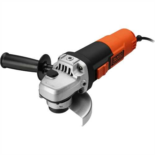 Black and Decker - Smerigliatrice angolare 900W  115mm in valigetta - KG911K