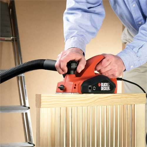 Black and Decker - Pialletto 650W - KW712