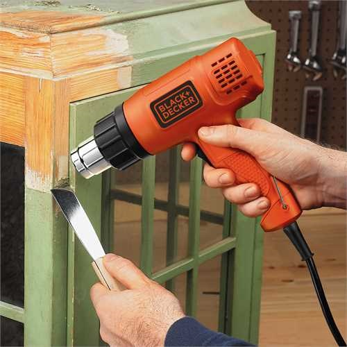 Black and Decker - Pistola termica  Sverniciatore 1750W - KX1650
