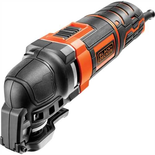 Black and Decker - Utensile multifunzione 300W in valigetta - MT300KA